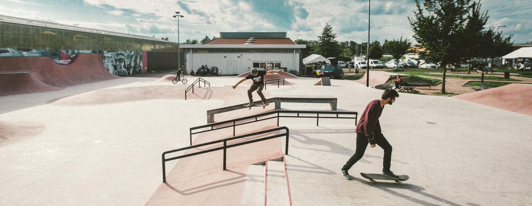 Skatepark outdoor