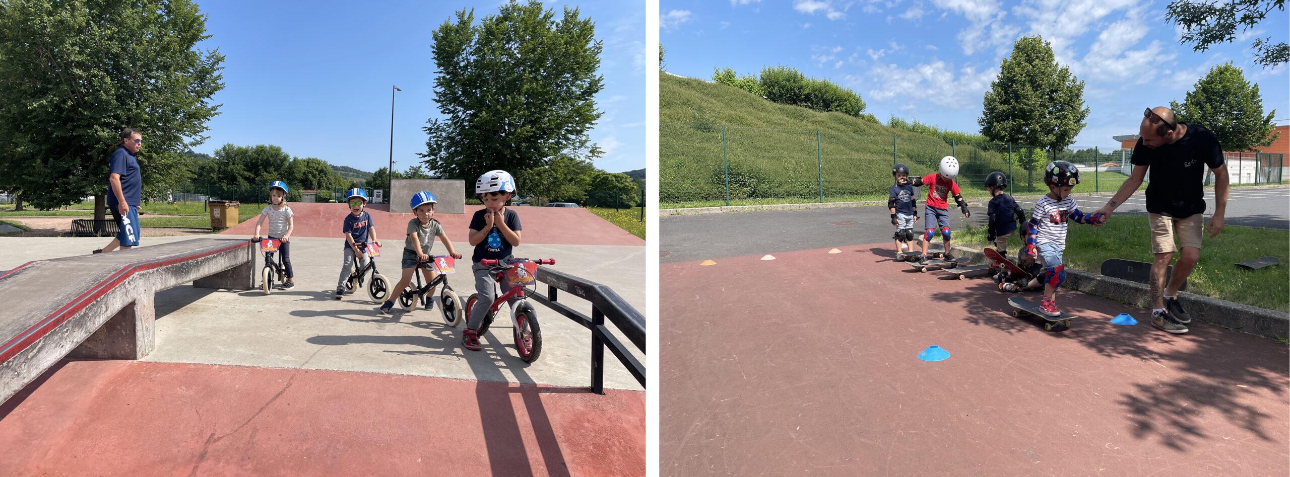 Riding School «Draisienne & Baby Skate»